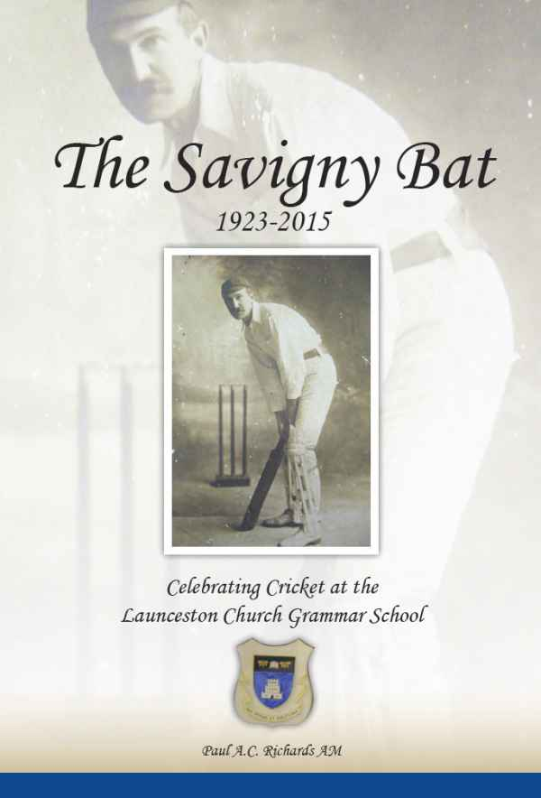 The Savigny Bat 1923-2015