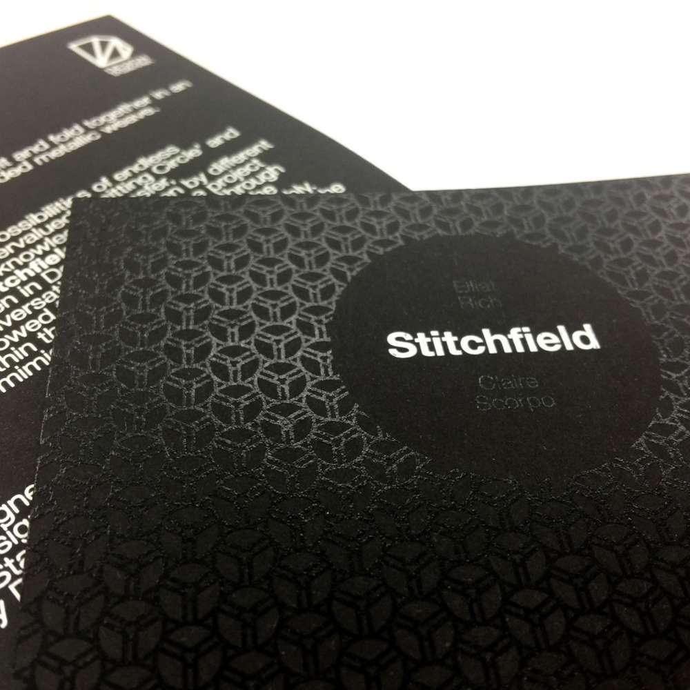 White On Black Ricoh Stitchfield